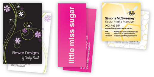 Website Design Perth, Business cards Perth