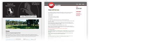 Website Perth Simple
