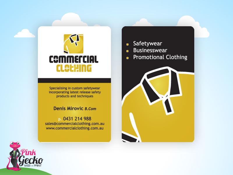 Business Cards | Pink Gecko Web + Print