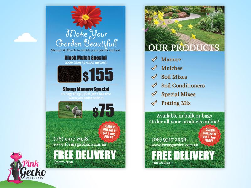 garden flyers Quotes
